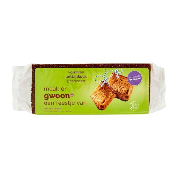 g'woon Ontbijtkoek volkoren gesneden product photo
