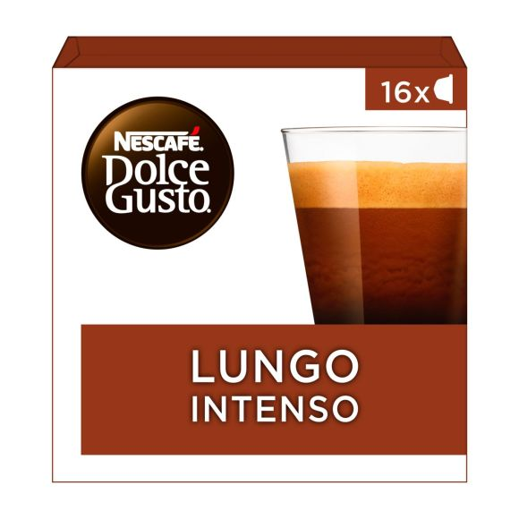 Nescafé Dolce gusto lungo intenso koffie capsules product photo