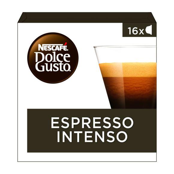 Nescafé DG espresso intenso product photo