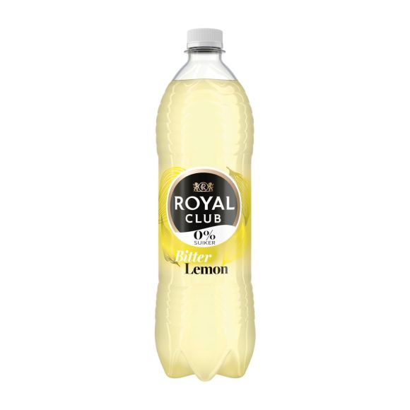 Royal Club Bitter Lemon 0% suiker product photo