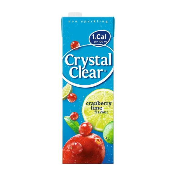 Crystal Clear Cranberry limoen product photo