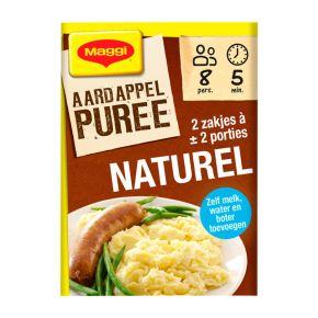 Maggi Puree Naturel melk en boter product photo