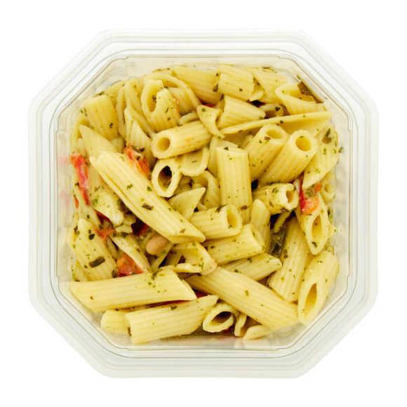 Pasta salade pesto product photo