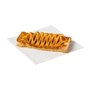 Curryworst broodje product photo