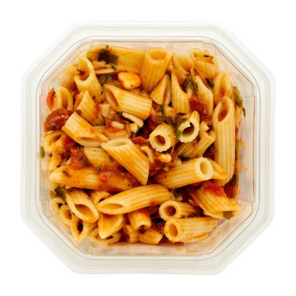 Pasta salade italiaanse tomaat product photo