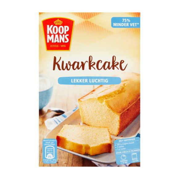 Koopmans Kwarkcake product photo