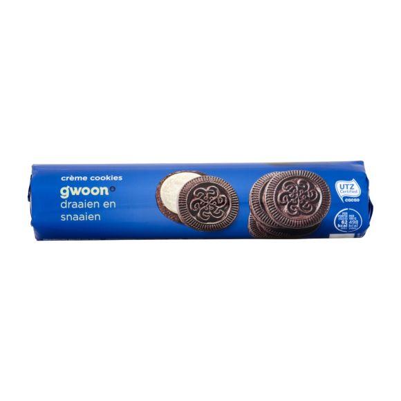 g'woon crème koekjes product photo