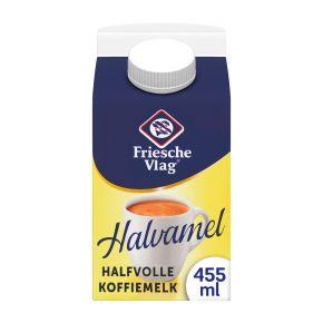 Friesche Vlag Koffiemelk halvamel product photo