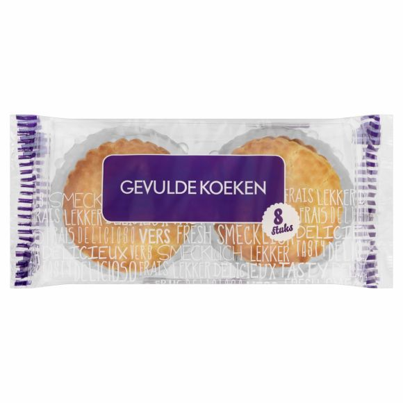 Fancy Gevulde koeken product photo