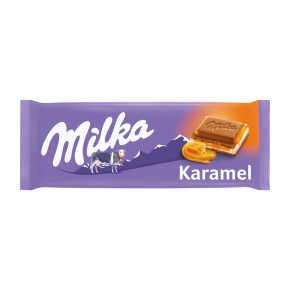 Milka Caramel product photo