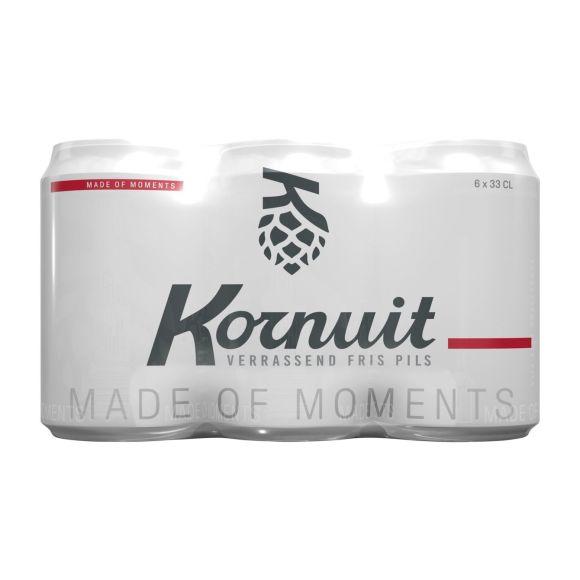 Kornuit Bier blik 6 x 33 cl product photo