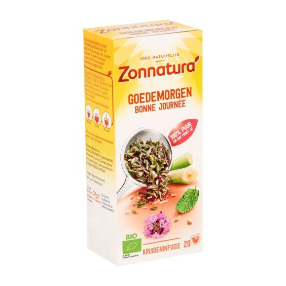Zonnatura Goedemorgen kruidenthee product photo