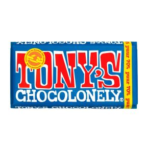 Tony's Chocolonely puur 70% product photo