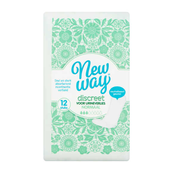 Incontinentie Normaal         Newway product photo
