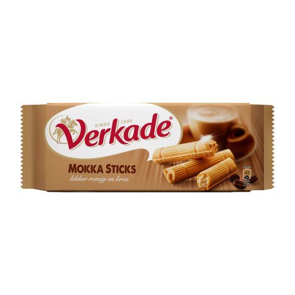 Verkade Mokka sticks product photo