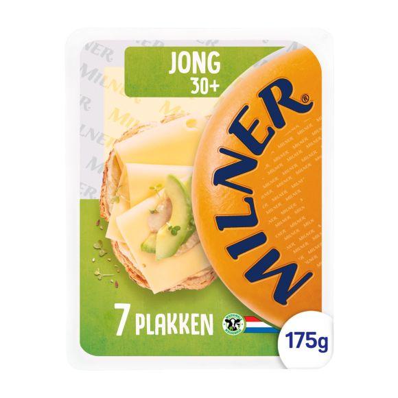 Milner Jonge 30+ kaas plakken product photo