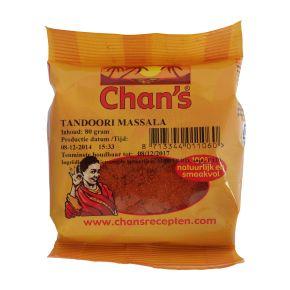 Chan's Tandoori massala product photo