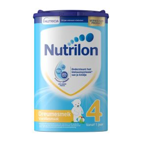 Nutrilon Dreumesmelk 4 Vanille 12+ Maanden 800 g product photo