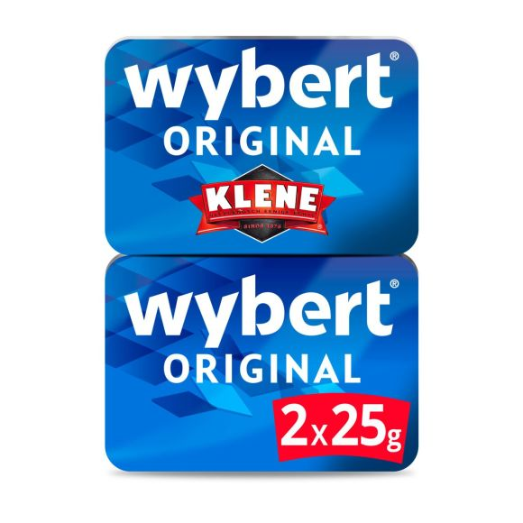Wybert Original pastilles 2-pack product photo