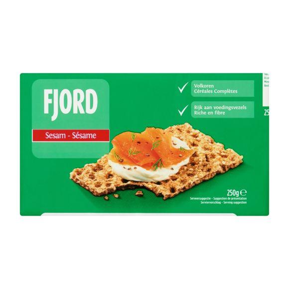 Fjord Knäckebröd sesam product photo