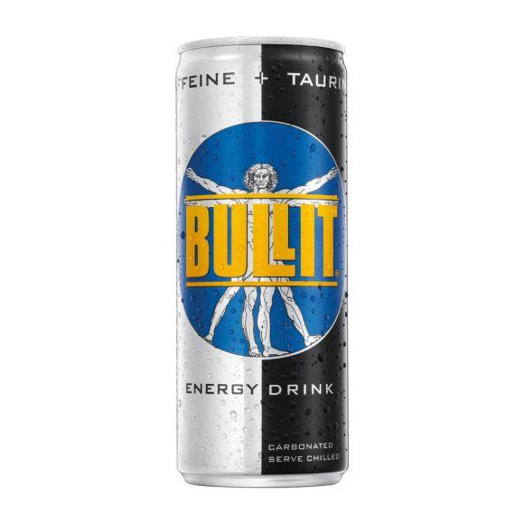 Bullit Energy drink blik product photo