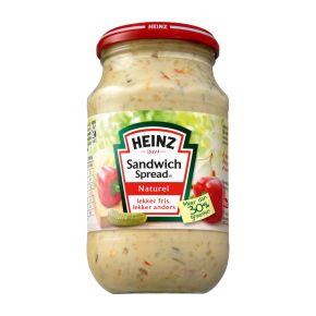 Heinz Sandwich spread naturel groot product photo