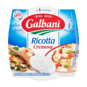 Ricotta product photo