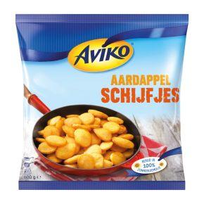 Aviko Aardappelschijfjes 600 g product photo
