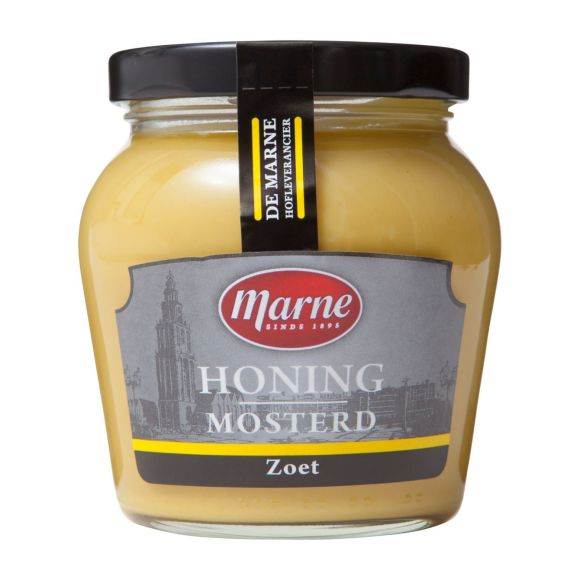 Marne Honing mosterd product photo
