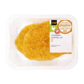 Coop Kip krokant schnitzel product photo