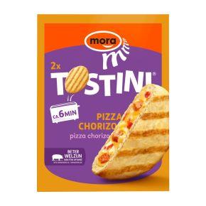 Tostini Chorizo bw8x2x100 Mora product photo