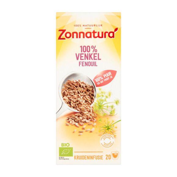 Zonnatura Biologische thee venkel product photo