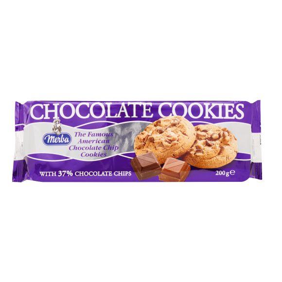Merba Chocolate cookies product photo