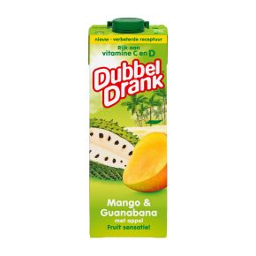 DubbelDrank Mango & guanabana product photo
