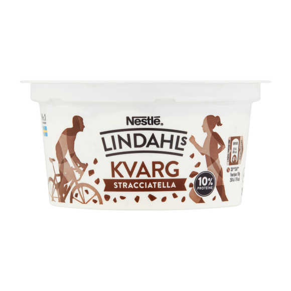 Lindahls Kvarg stracciatella product photo