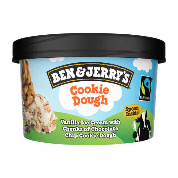 Ben & Jerry's Cookie dough product photo