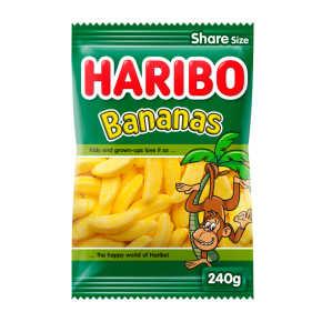 Haribo bananen product photo