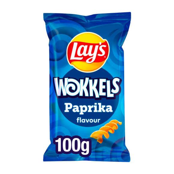 Lay's Wokkels paprika product photo