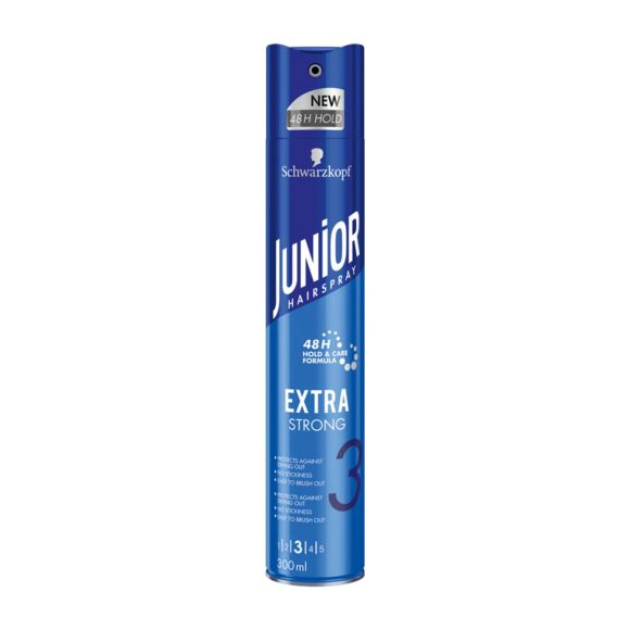 Schwarzkopf Junior Hairspray extra strong product photo