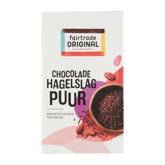 Fairtrade Original Chocoladehagel puur product photo