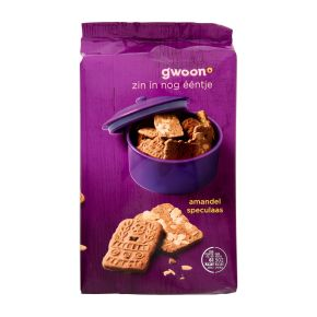 g'woon Amandel speculaas product photo