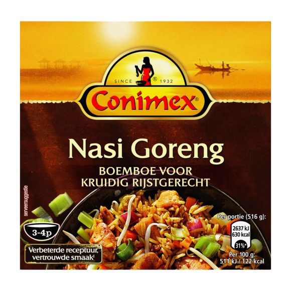 Conimex Boemboe nasi goreng product photo