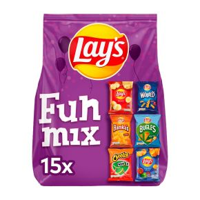 Lay's Uitdeelzakjes funmix product photo