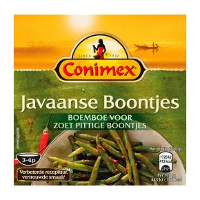 Conimex Boemboe Java boontjes product photo