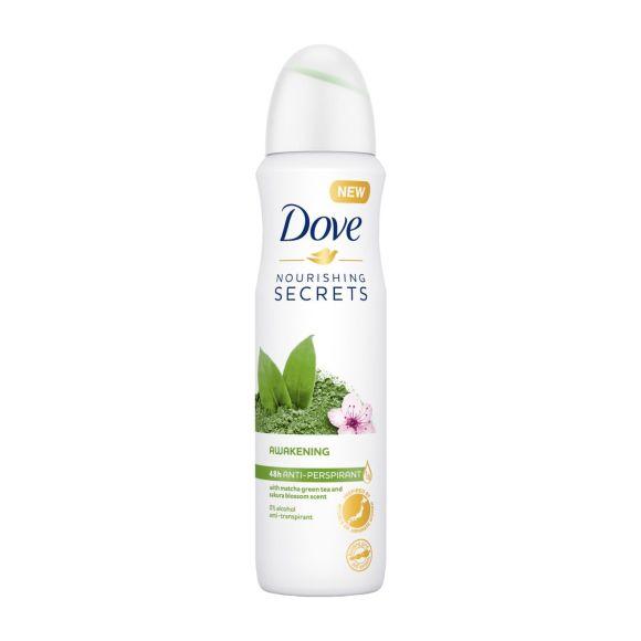 Dove Deodorant nourishing secrets matcha product photo