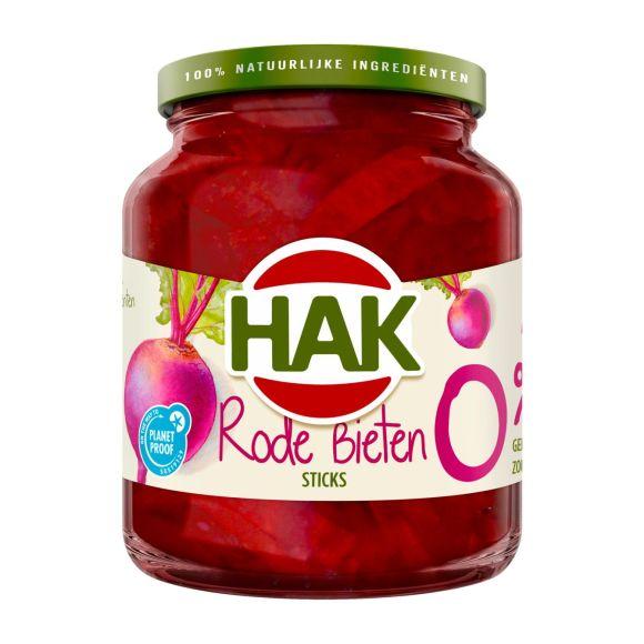 Hak Rode bieten 0% suiker product photo