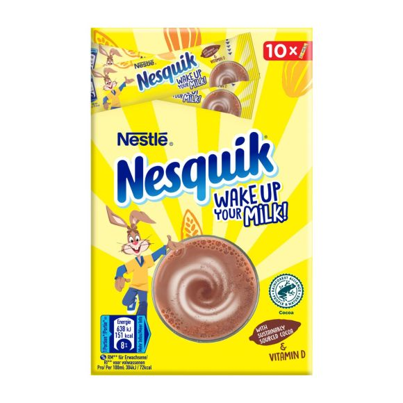 Nestlé nesquik sticks product photo
