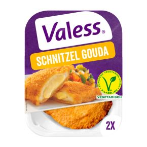 Valess Gouda schnitzel product photo