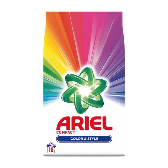 Ariel Kleur & Stijl waspoeder 18 wasbeurten product photo