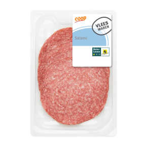 Coop Salami 1 ster product photo
